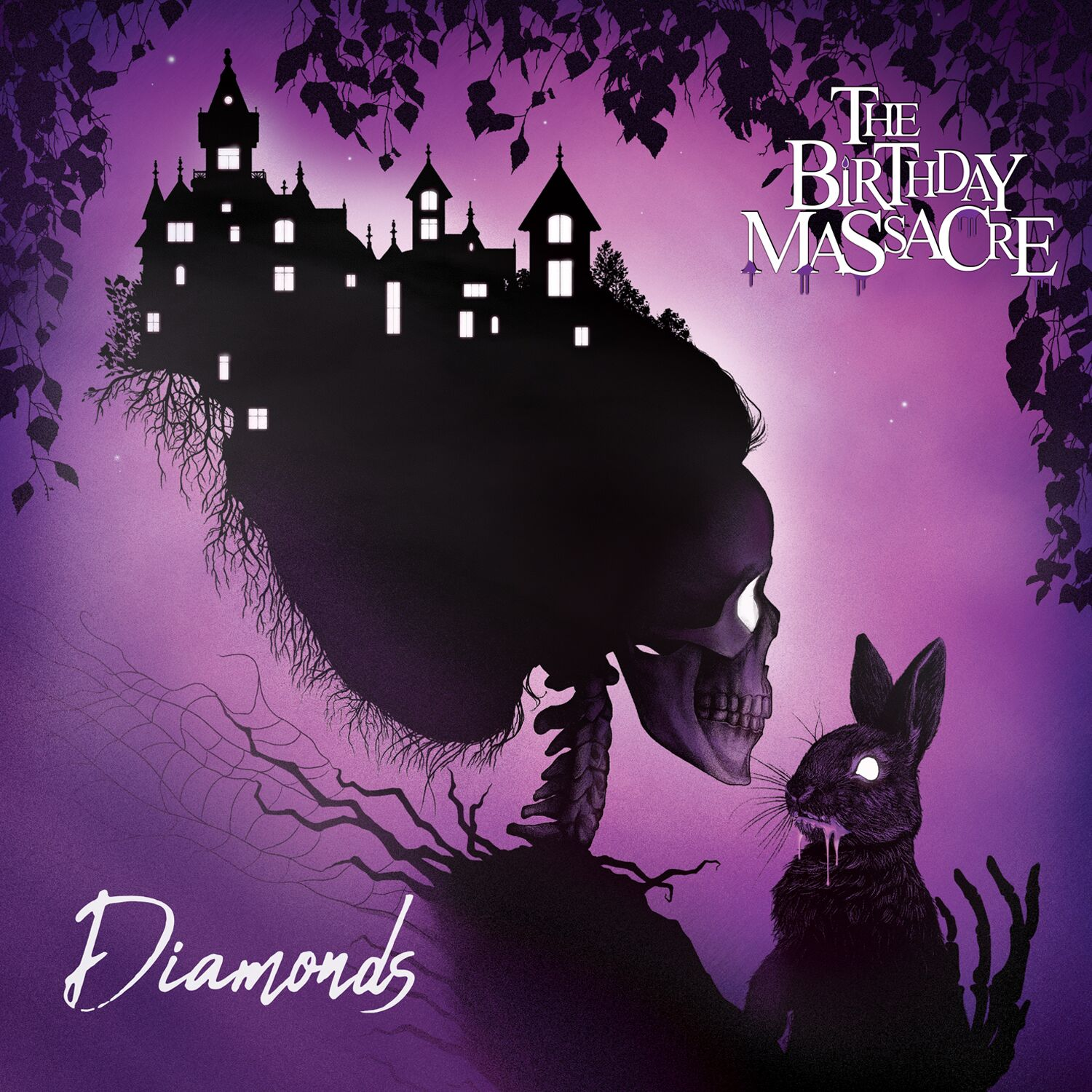 the birthday massacre diamonds cover
