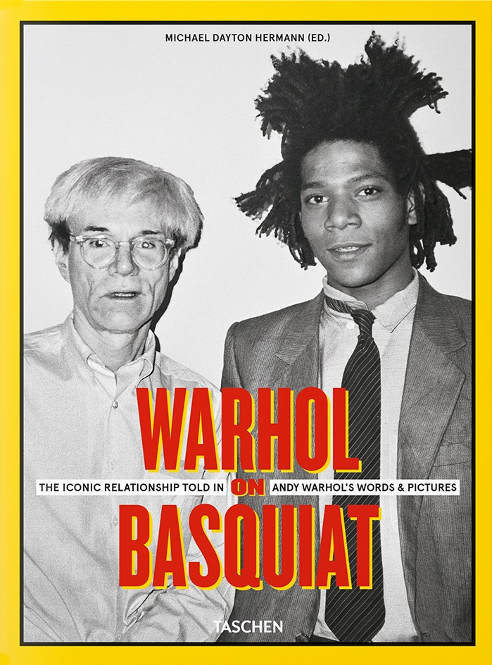 warhol on basquiat cover news