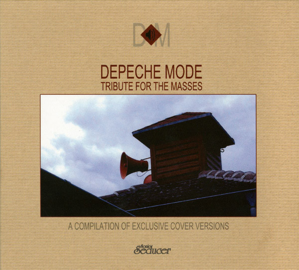 depeche mode tribute for the masses compilation sampler cd