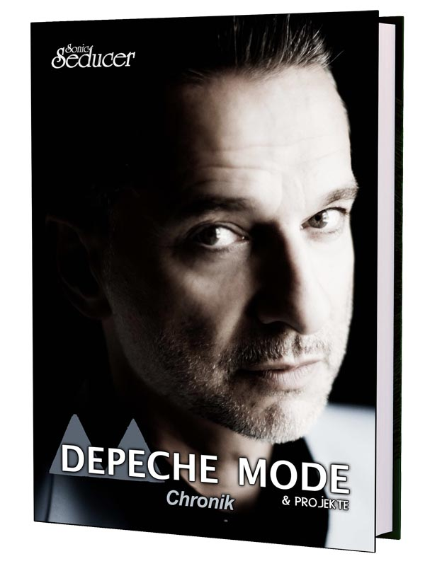Depeche Mode Chronik, Buch - Sonic Seducer