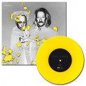 Deine Lakaien yellow coloured vinyl Sonic Seducer 06/2015 limited 500