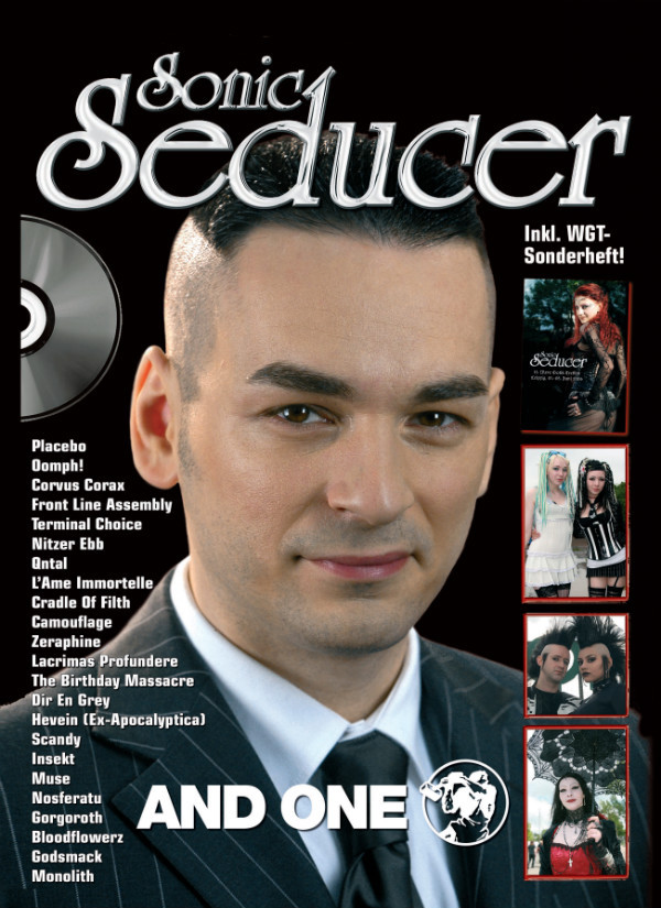 sonic seducer and one
