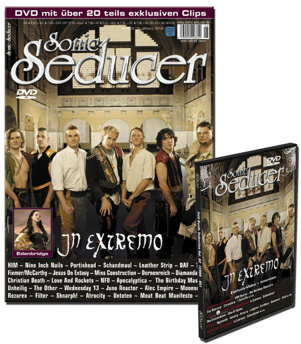 sonic-seducer in extremo