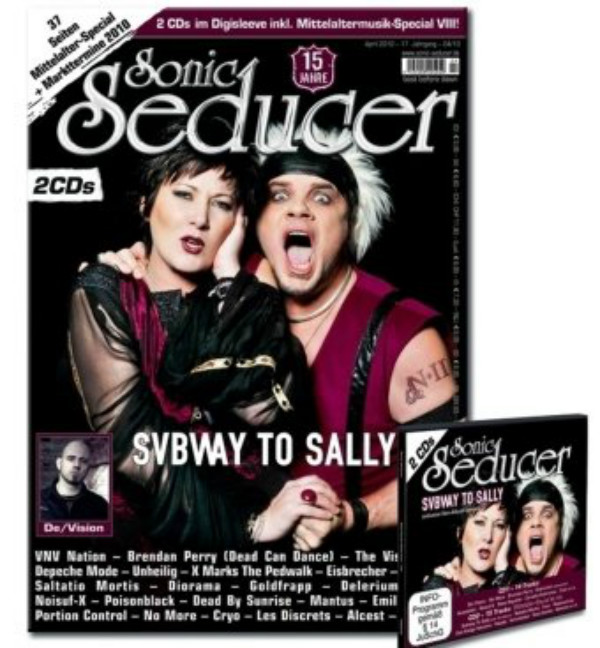 sonic-seducer subway to sally