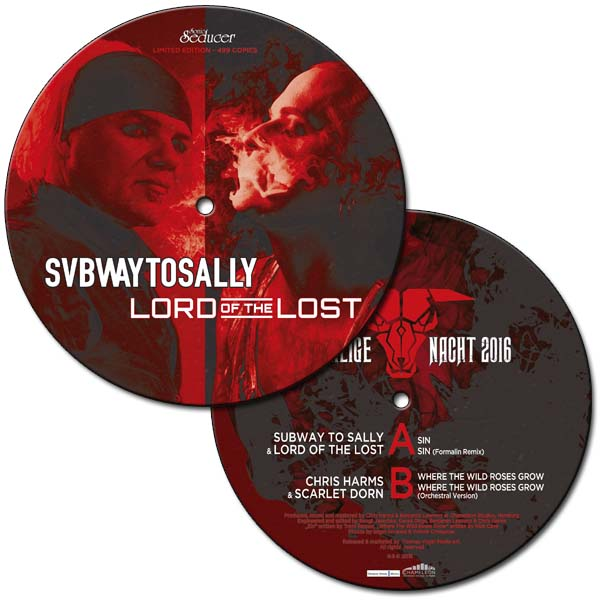 subway to sally lord of the lost eisheilige nacht picture vinyl