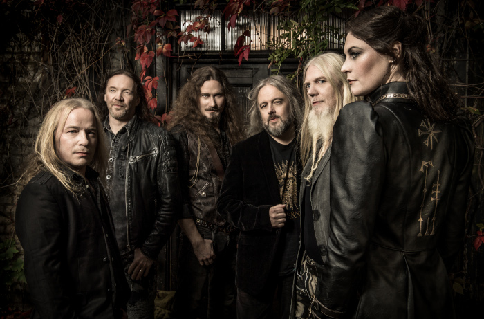 Nightwish Promo2020Tina Korhonen