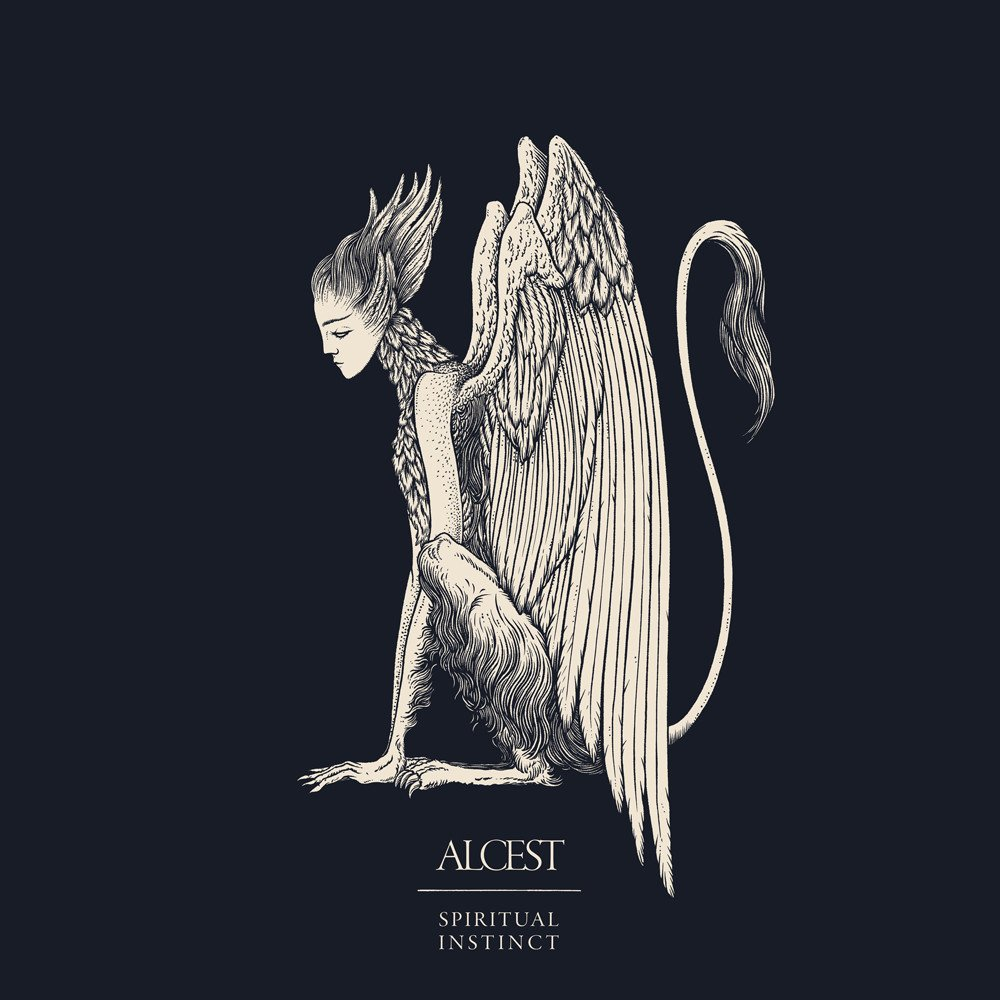 alcest spiritual instinct cover