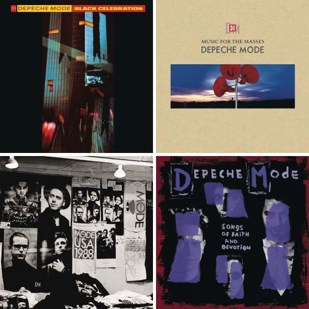depeche mode vinyl re-issues