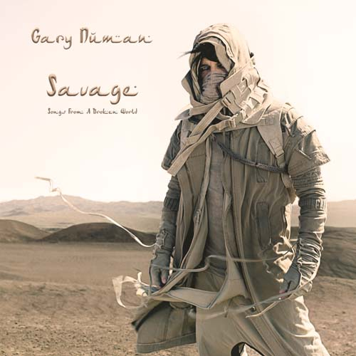gary numan savage