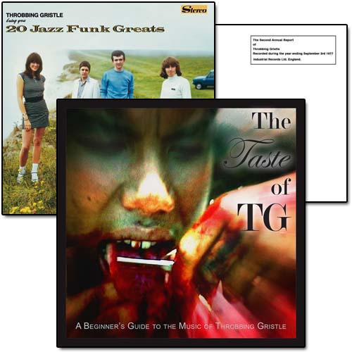 throbbing gristle re releases 2017