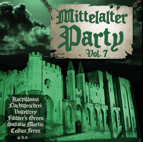 various mittelalter party vol 7 cover