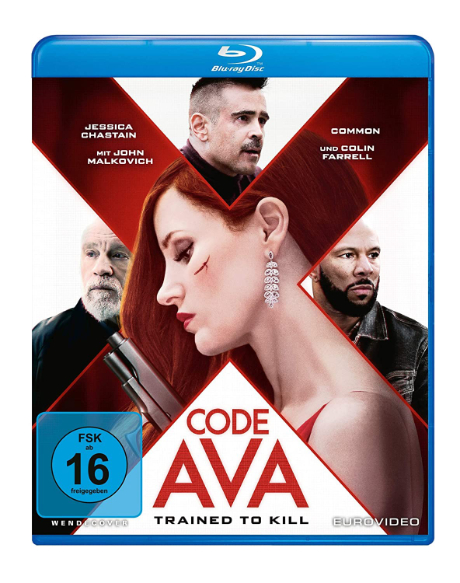 Code Ava Trained to Kill