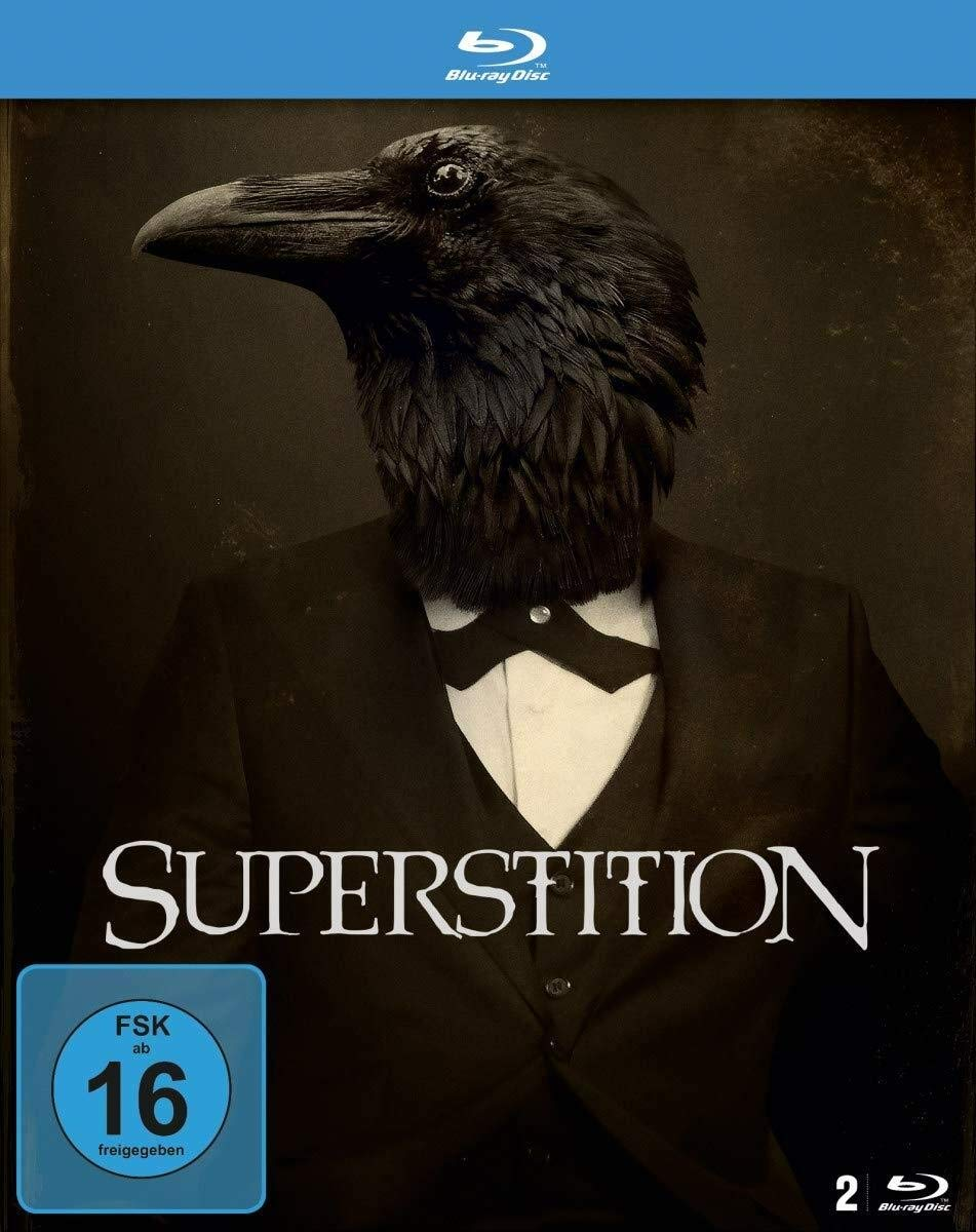 Superstition Blu Ray