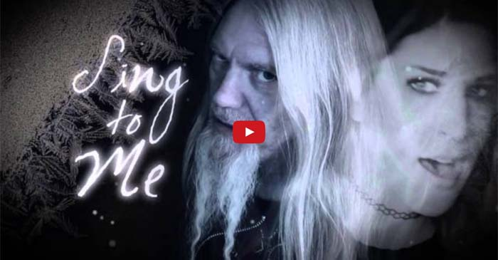Delain Marco Hietala Sing To Me video clip