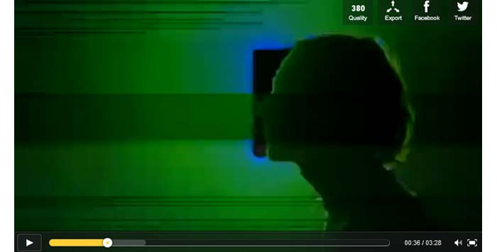 a place to bury strangers straight video clip