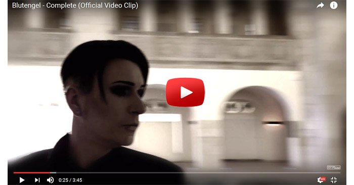blutengel complete video clip
