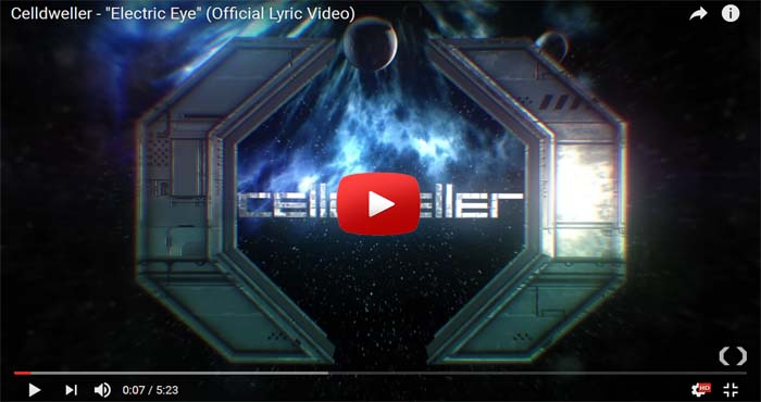 celldweller electric eye video clip