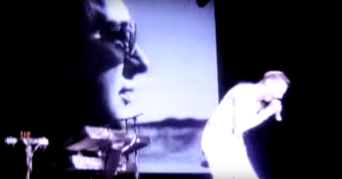 depeche mode world in my eyes video clip