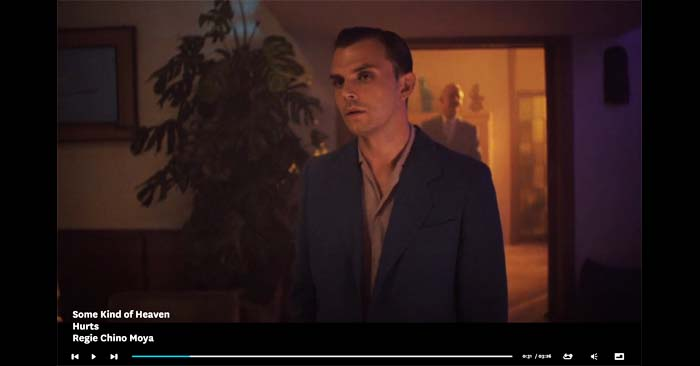 hurts some kind of heaven video clip