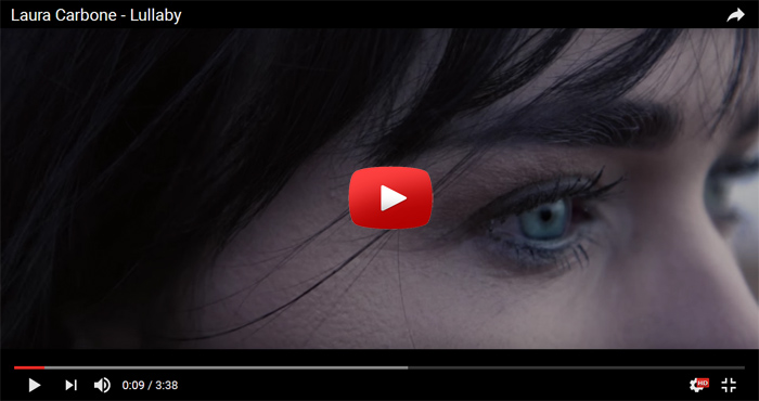 laura carbone lullaby video clip