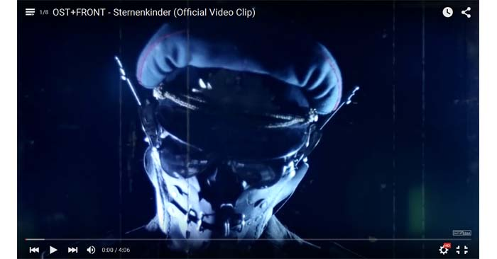 ost front sternenkinder video clip
