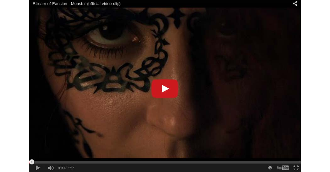stream of passion monster video clip