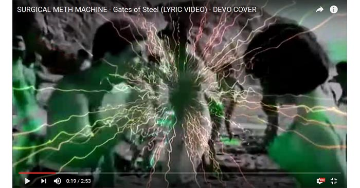 surgical meth machine gates of steel video clip