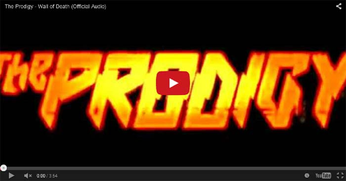 the prodigy wall of death teaser video clip