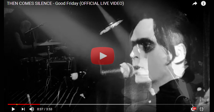 then comes silence good friday video clip