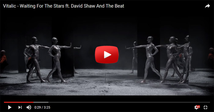 vitalic waiting for the stars video clip