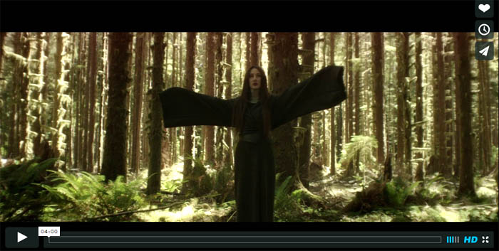 zola jesus dangerous days video clip